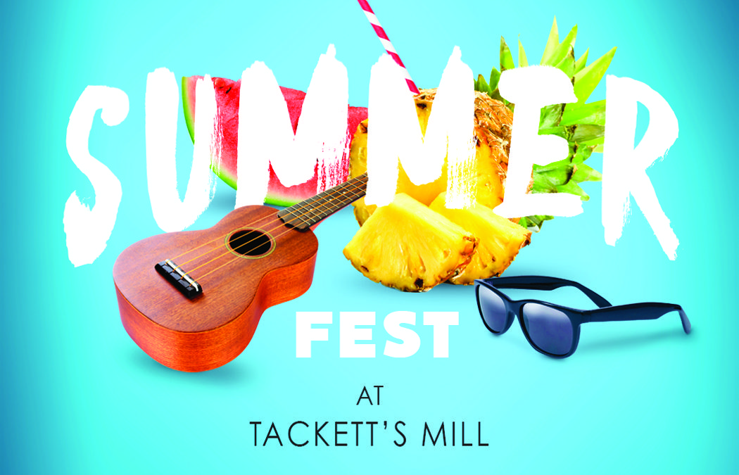 An Afternoon of Family Fun at Tackett's Mill