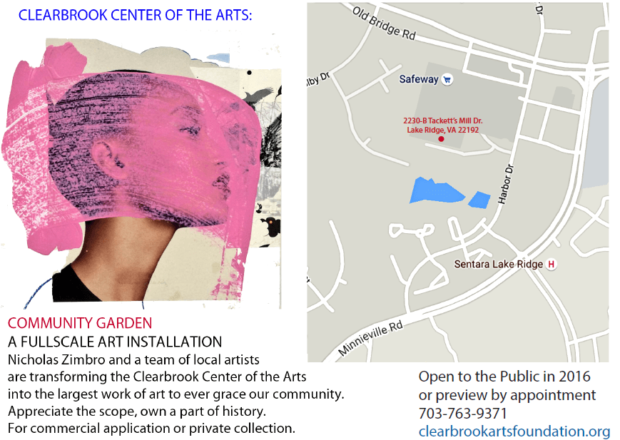 Clearbrook Center of the Arts Presents