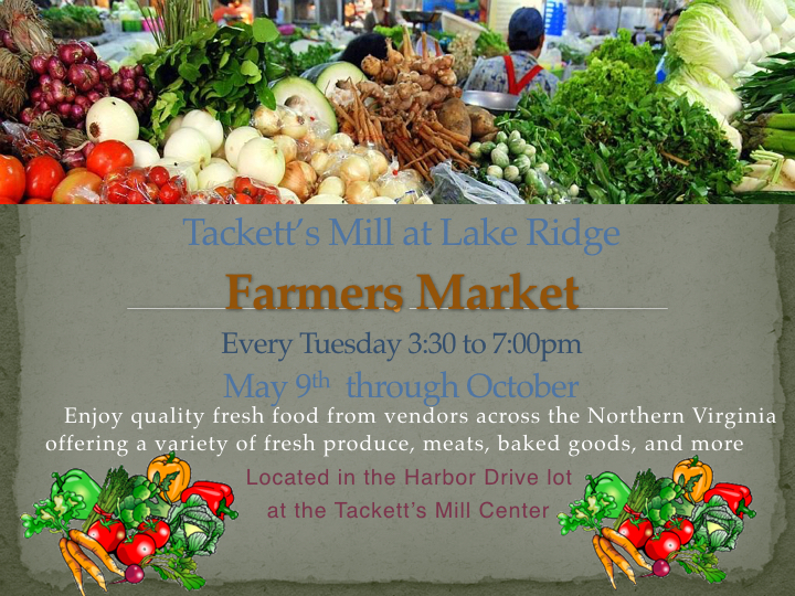 Fresh & Local Farmers Market